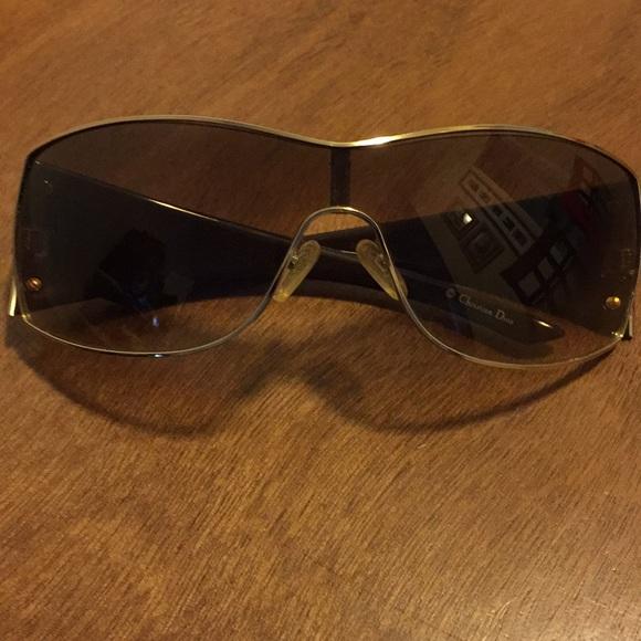 2d3547fd4503 Dior Accessories - Christian Dior Mixt 2 Brown TRWZV Sunglasses